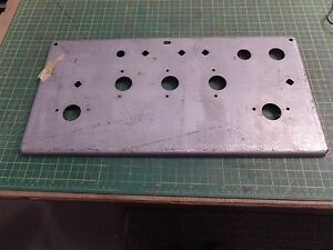 GENUINE GROVE MANLIFT PARTS 6258000705 UPPER CONTROL BOX LID ASSEMBLY, N.O.S