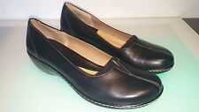 Solos Chole shoes size 9.5 women black great shape barely used classic low heel