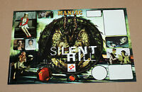 1999 Silent Hill Sticker Set for the Old Big Playstation 1 PS1 very Rare