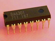 BA6301 FG system speed servo controller, Rohm