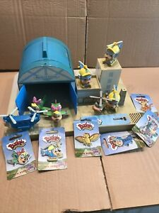Budgie The Helicopter Rare Harefield Airfield Playset