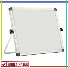 WHITE BOARD Dry Erase Mini Whiteboard for Kids Education Writing Drawing OUSL