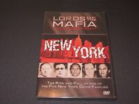 New / Sealed  - OOP - Lords of the Mafia: New York - RARE