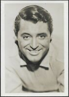 ~ Cary Grant 1942 Original Press Portrait Photo Early Career Press Photo