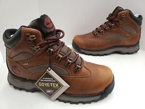 Timberland Chocorua GTX Mid Goretex Waterproof Hiking Boot Medium Brown TB0A1HSL