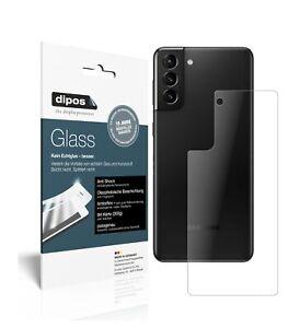 2x Pantalla para Samsung Galaxy S21 Plus trasero Protector Vidrio Flexible Mate