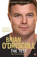 The Test: My Autobiography,Brian O'Driscoll- 9780241962688