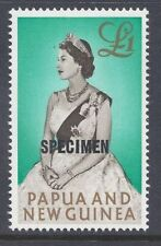 Independent Nation Pre-Decimal Papua New Guinean Stamps