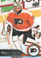 2014-15 Upper Deck Hockey #145 Ray Emery Philadelphia Flyers