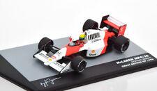 1:43 Altaya McLaren MP4/5B GP Great Britain, World Champion Senna 1990