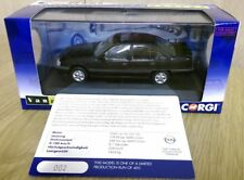 RARE Corgi VA14004B Opel Omega 3000 Black LHD German Market Ltd Ed 002 of 400