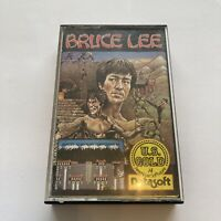 BRUCE LEE (1984) Datasoft U.S. Gold ZX Spectrum 48k Platform Cassette Game