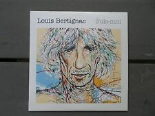 CD promo Louis BERTIGNAC (TELEPHONE) Suis moi 18 titres dt 5 titres bonus  RARE