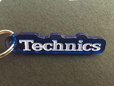 Blue Technics 1200 Mk2 M5g Gld Mk5 Keychain For Pro Dj's W Slipmats Pioneer S9