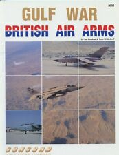 Gulf War British Air Arms Concord Publications by Ian Rentoul #2005