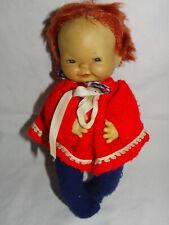 Alte Goebel Puppe Charlot Byj 1962 - Höhe ca.22cm