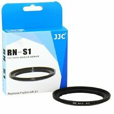 JJC RN-S1 Filter Adapter for FUJIFILM FinePix S1 Camera replace AR-S1