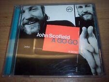 1998 John Scofield A Go Go CD