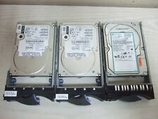 LOT 3 IBM 32P0731 32P0728 07N8802 146GB 146.8GB 10K U320 SCSI HDD TRAY eSERVER