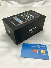 Apple iPhone 1st Generation 2G - 4GB - iOS 1.1.4 (GSM) EXCELLENT to NEAR MINT