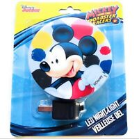 Disney Junior Mickey Mouse Roadster Racers LED Night Light