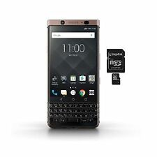 Blackberry Keyone 64GB Dual SIM Secure Smartphone Bronze