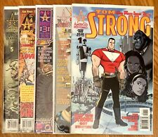 TOM STRONG #1 2 3 4 5 ALAN MOORE Chris Sprouse America's Best Comics 1999 VF+/NM