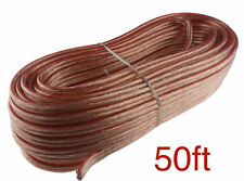 50 FT TRUE High Performance 16 Gauge AWG Speaker Wire for Car Home Audio