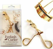 THE FACESHOP Eye Eyelash Curler with 24K Golden Plated