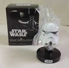 Bandai Disney Star Wars Helmet Replica Collection Volume 1 Stormstrooper NIB