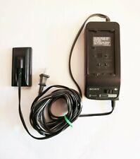 Sony AC-V16A OEM Genuine Battery Charger Power Adapter 10V / 7.5V Handycam ~