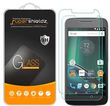2x Supershieldz Moto G Play Droid / Moto G4 Play Tempered Glass Screen Protector