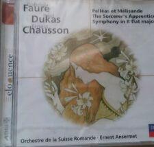FAURE', CHAUSSON, DUKAS - PELLEAS ET MELISANDE - CD SIGILLATO (SEALED)