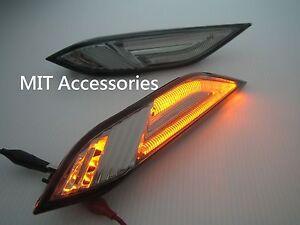 PORSCHE 2011-on Cayenne 958 S TURBO GTS LED lights side marker Indicator lamp