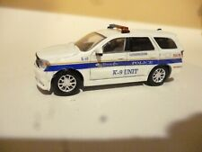 University City Missouri Police  Patrol Vehicle    1:64