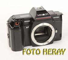 Minolta AF 5000 Spiegelreflexkamera **38523