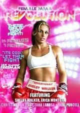 Female MMA Revolution These Girls Can Fight 5060264950010 DVD Region 2