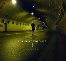 """DERNIERE VOLONTE' -IMMORTEL - LTD VINYL  LP + 7"""" - NEW SEALED 2010"""