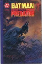 Batman versus Predator Issue #1 (December 1991, DC / Dark Horse Comics)