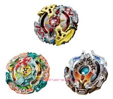 Clearance Takara Tomy Beyblade BURST B-90 3 on 3 Battle Booster Set [No Box]