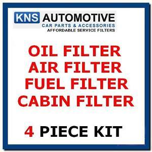Fits Mazda 3 1.6 Diesel 03-06 Oil,Air /& Fuel Filter Service Kit  M3B