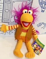 "New Fraggle Rock Gobo Jim Henson Movie 11"" Plush Stuffed Animal Toy Factory Doll"
