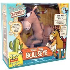 Toy Story BULLY Pferd BULLSEYE wiehert vibriert Sound FX Woody SIGNATURE EDITION