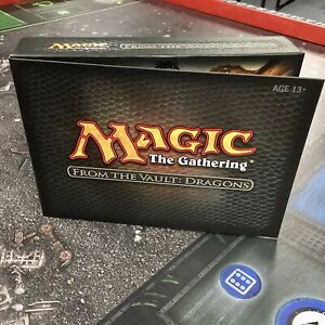 Magic The Gathering From The Vault Dragons Sealed MtG FtV