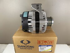 GENUINE SSANGYONG MUSSO SUV 2.9L TURBO DIESEL ALL MODEL ALTERNATOR ASSEMBLY