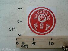 STICKER,DECAL PSV BASEBALL
