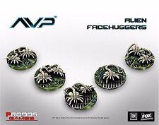 Nuevo Aliens vs Predator comienza la caza facehuggers Expansión Juego De Mesa Avp UK