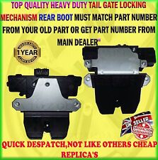 FOR FORD MONDEO MK4 S-MAX GALAXY 06-2015 BOOT/TAILGATE CENTRAL LOCKING MECHANISM
