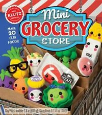 Mini Grocery Store by Editors of Klutz 9781338355208 | Brand New