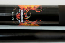 Harley Davidson flame pool Cue firestorm billiards graphite custom cuestick
